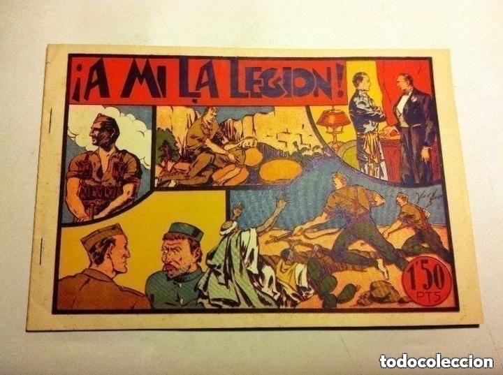 A MI LA LEGIÓN ! - EXTRAORDINARIA CONSERVACIÓN- IMPECABLE (Tebeos y Comics - Valenciana - Otros)
