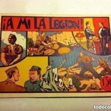 Tebeos: A MI LA LEGIÓN ! - EXTRAORDINARIA CONSERVACIÓN- IMPECABLE. Lote 182945566