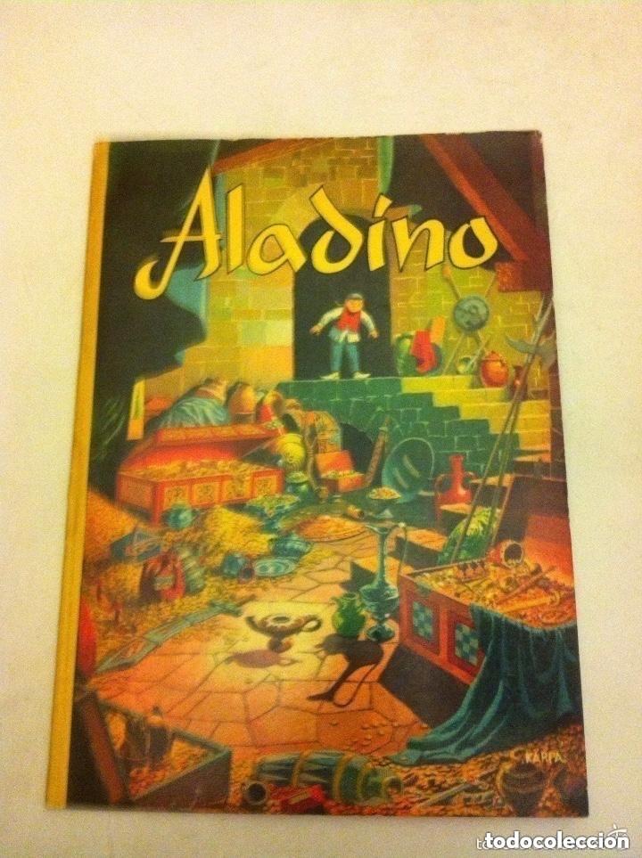 ALADINO - 1962 - MUY BIEN CONSERVADO (Tebeos y Comics - Valenciana - Otros)