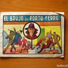 Tebeos: ROBERTO ALCÁZAR Y PEDRÍN - Nº 71, EL BRUJO DE PORTO-FERRO - ORIGINAL EDITORIAL VALENCIANA. Lote 182990770