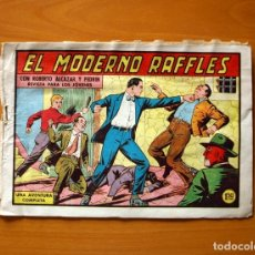 Tebeos: ROBERTO ALCÁZAR Y PEDRÍN - Nº 450, EL MODERNO RAFFLES - ORIGINAL EDITORIAL VALENCIANA. Lote 182990896