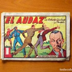 Tebeos: ROBERTO ALCÁZAR Y PEDRÍN - Nº 93, EL AUDAZ - ORIGINAL EDITORIAL VALENCIANA. Lote 182992725