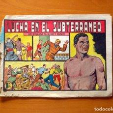 Tebeos: ROBERTO ALCÁZAR Y PEDRÍN - Nº 316, LUCHA EN EL SUBTERRANEO - ORIGINAL EDITORIAL VALENCIANA. Lote 182996981
