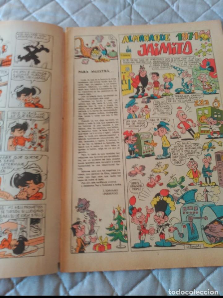 Tebeos: Jaimito Almanaque 1972 EXCELENTE ESTADO - Foto 3 - 182997103