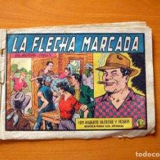 Tebeos: ROBERTO ALCÁZAR Y PEDRÍN - Nº 391, LA FLECHA MARCADA - ORIGINAL EDITORIAL VALENCIANA. Lote 182997178