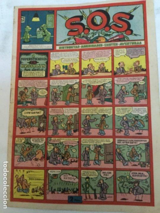 SOS - LOMO REPARADO (Tebeos y Comics - Valenciana - Otros)