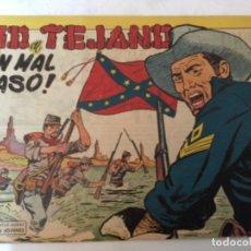 Tebeos: KID TEJANO - UN MAL PASO. Lote 183079670