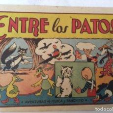 Tebeos: PILUCA Y PANCHITO— ENTRE LOS PATOS. Lote 183080308