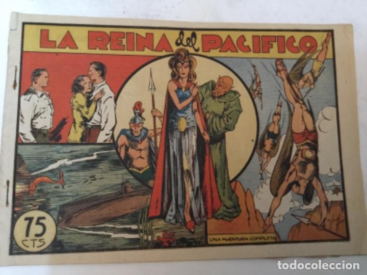 LA REINA DEL PACIFICO- MUY BIEN CONSERVADO (Tebeos y Comics - Valenciana - Otros)