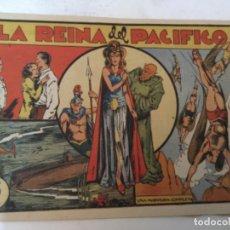 Tebeos: LA REINA DEL PACIFICO- MUY BIEN CONSERVADO. Lote 183080493