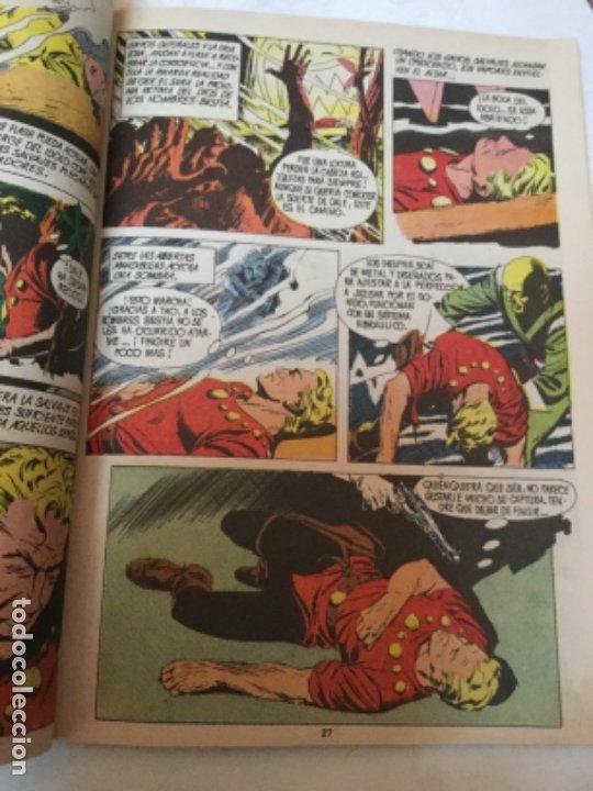 Tebeos: album flash gordon- num. 4 - Foto 3 - 183080641