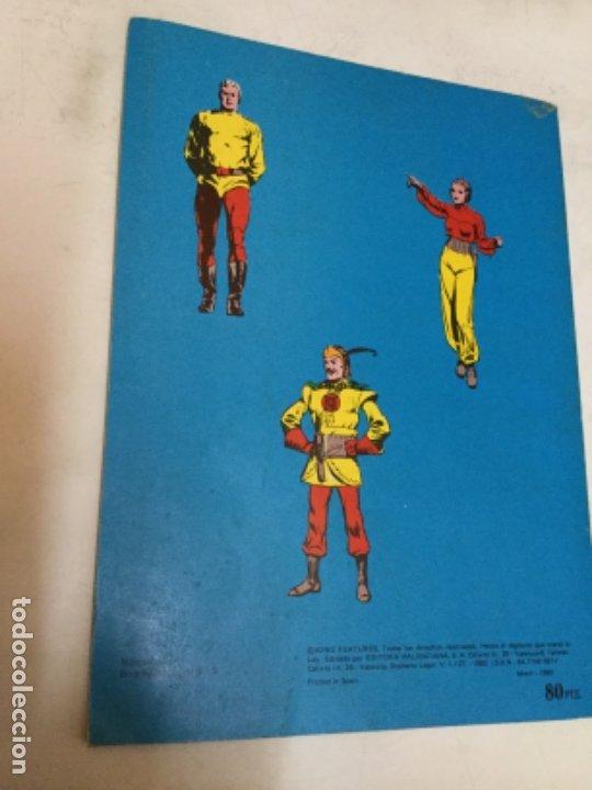 Tebeos: album flash gordon- num. 4 - Foto 2 - 183080641