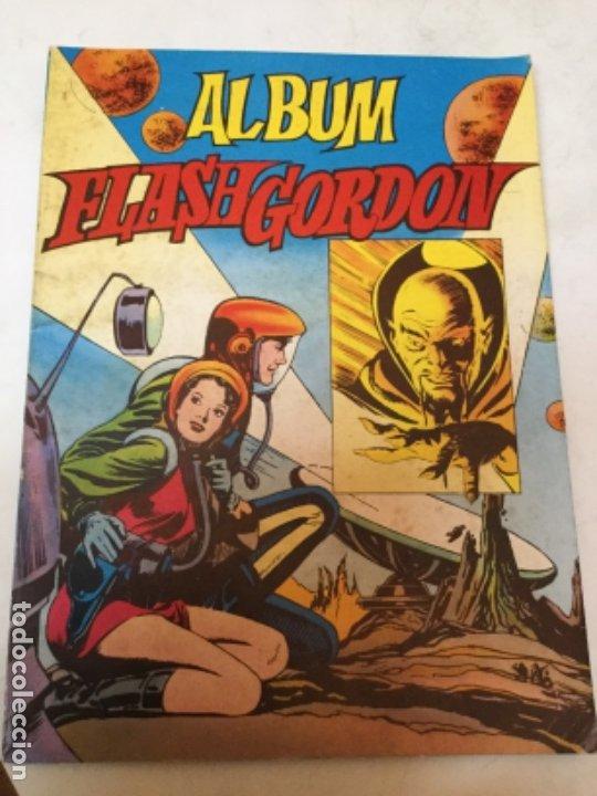 ALBUM FLASH GORDON- NUM. 4 (Tebeos y Comics - Valenciana - Otros)