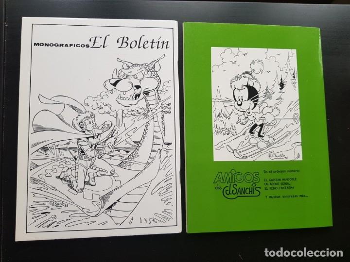 Tebeos: 2 TEBEOS / CÓMIC NUEVO PUMBY AMIGOS DE J. SANCHÍS SU VIDA Y SU OBRA VALENCIANA - Foto 2 - 183169950