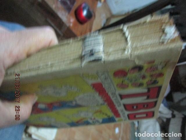 Tebeos: TOMO 25 TEBEOS ANTIGUOS TBO ORIGINALES 1969 MUY BIEN CONSERVADOS EXCELENTES - Foto 6 - 173487679