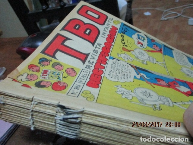 Tebeos: TOMO 25 TEBEOS ANTIGUOS TBO ORIGINALES 1969 MUY BIEN CONSERVADOS EXCELENTES - Foto 3 - 173487679