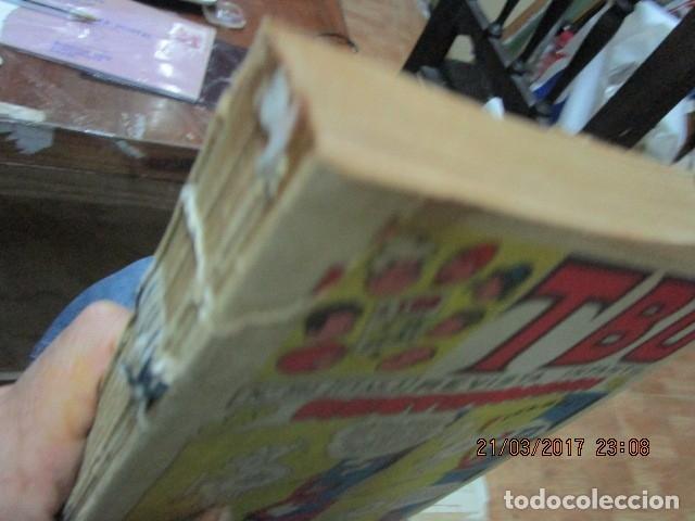 Tebeos: TOMO 25 TEBEOS ANTIGUOS TBO ORIGINALES 1969 MUY BIEN CONSERVADOS EXCELENTES - Foto 15 - 173487679