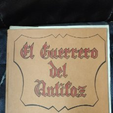 Tebeos: TOMO Nº10 GUERRERO DEL ANTIFAZ . Lote 183176413