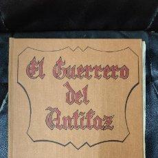 Tebeos: TOMO Nº11 GUERRERO DEL ANTIFAZ . Lote 183178298