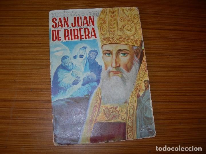 SELECCION DE AVENTURAS ILUSTRADAS Nº SAN JUAN DE RIVERA EDITA VALENCIANA (Tebeos y Comics - Valenciana - Otros)