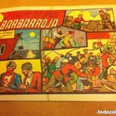 Tebeos: ROBERTO ALCAZAR Y PEDRIN -Nº. 22- (1,75 PTAS.)-BARBARROJA -LOMO REFORZADO CON CELO. Lote 183302691