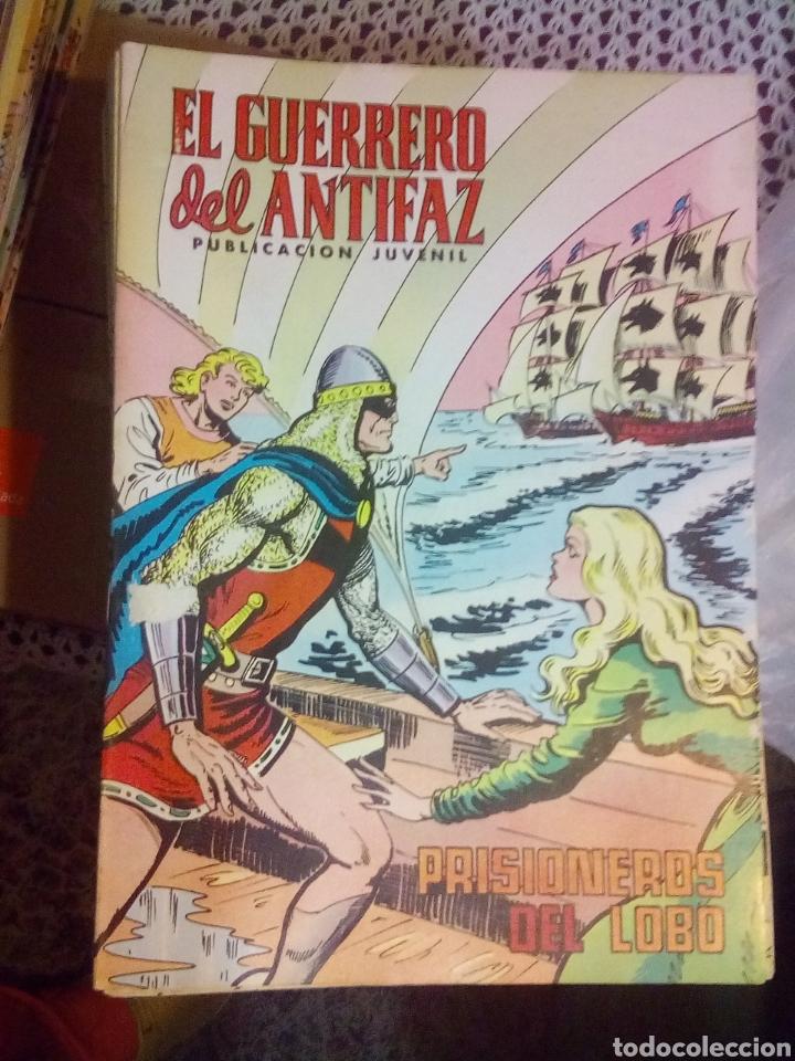 Tebeos: El guerrero del antifaz lote 131 comic años variados (1972-73-74) - Foto 3 - 183306516