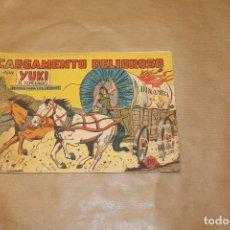 Tebeos: YUKI EL TEMERARIO Nº 27, EDITORIAL VALENCIANA. Lote 183308780