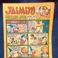 Tebeos: COMIC PUBLICACION JUVENIL JAIMITO AÑO XXV NUMERO 1.073 1970. Lote 183320326