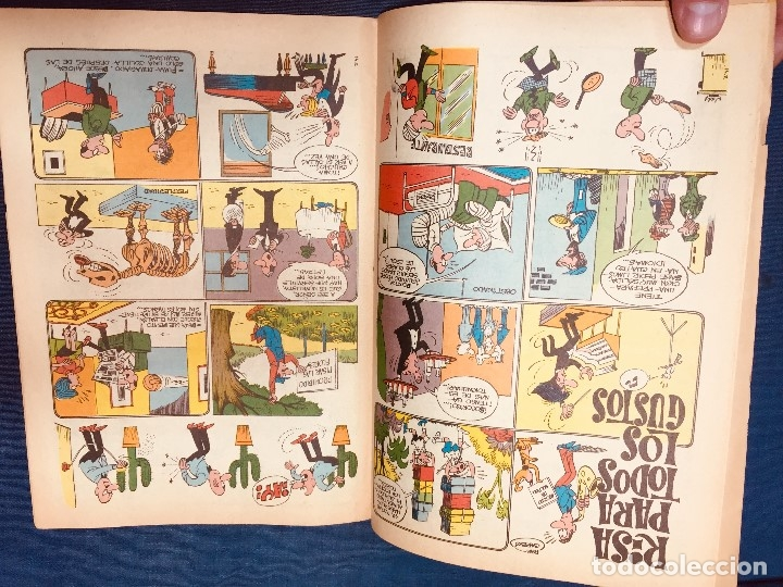 Tebeos: COMIC PUBLICACION JUVENIL JAIMITO AÑO XXV NUMERO 1.073 1970 - Foto 2 - 183320326
