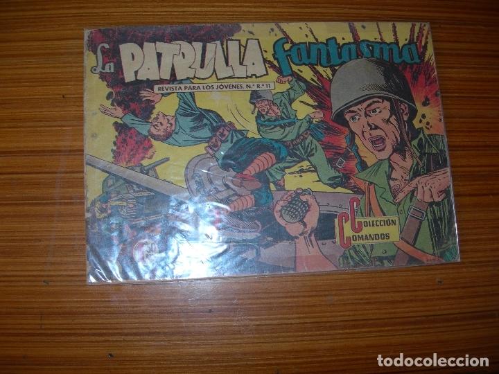 COLECCION COMANDOS Nº 6 EDITA VALENCIANA (Tebeos y Comics - Valenciana - Otros)