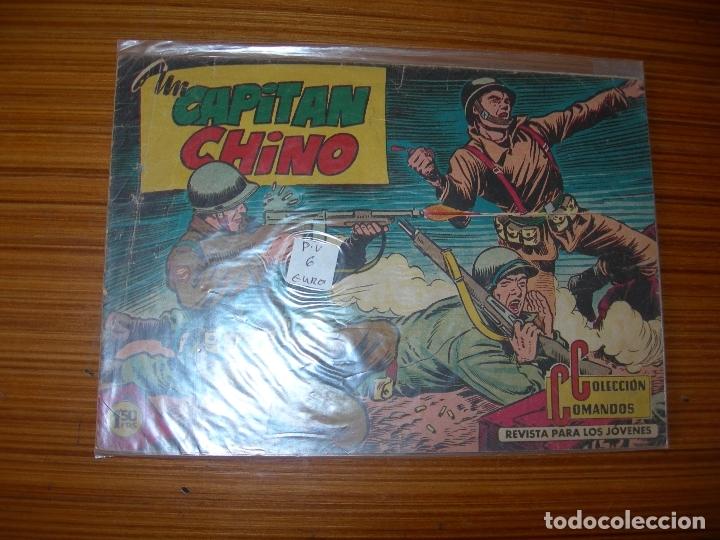 COLECCION COMANDOS Nº 53 EDITA VALENCIANA (Tebeos y Comics - Valenciana - Otros)