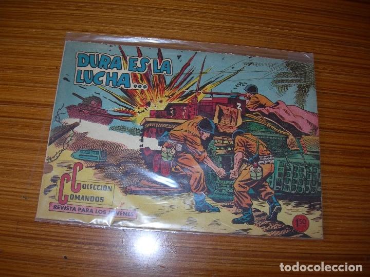 COLECCION COMANDOS Nº 69 EDITA VALENCIANA (Tebeos y Comics - Valenciana - Otros)