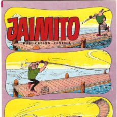 Tebeos: COMIC JAIMITO EDITORIAL VALENCIANA Nº 1684 EDITVAL NUEVO 1984. Lote 183455767