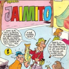 Tebeos: COMIC JAIMITO EDITORIAL VALENCIANA Nº 1687 EDITVAL NUEVO 1984. Lote 183455793