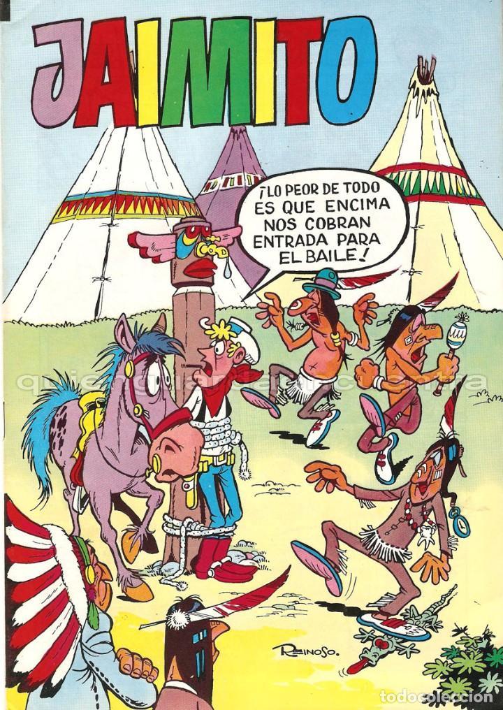 COMIC JAIMITO EDITORIAL VALENCIANA Nº 1688 EDITVAL NUEVO 1984 (Tebeos y Comics - Valenciana - Jaimito)