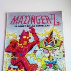Tebeos: MAZINGER-Z NUM. 8 - EDITORIAL VALENCIANA. Lote 183477277