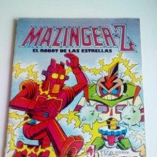 Tebeos: MAZINGER-Z NUM. 8 - EDITORIAL VALENCIANA - CON OBSEQUIO. Lote 183477885