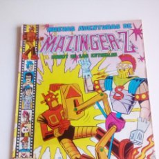 Tebeos: NUEVAS AVENTURAS DE MAZINGER-Z NUM. 13 - EDITORIAL VALENCIANA. Lote 183478388
