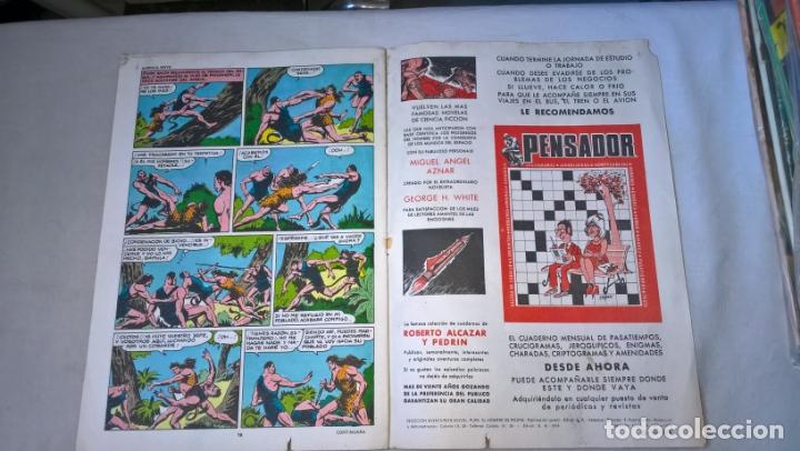Tebeos: COMIC: PURK EL HOMBRE DE PIEDRA Nº 18 DAMULA HUYE - Foto 2 - 183500098