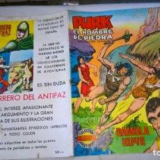Tebeos: COMIC: PURK EL HOMBRE DE PIEDRA Nº 18 DAMULA HUYE . Lote 183500098
