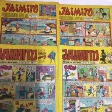 Tebeos: JAIMITO- LOTE DE 3 - NUM.983-979-1426 Y GRATIS 1392 (UN POCO ROTO). Lote 183540687