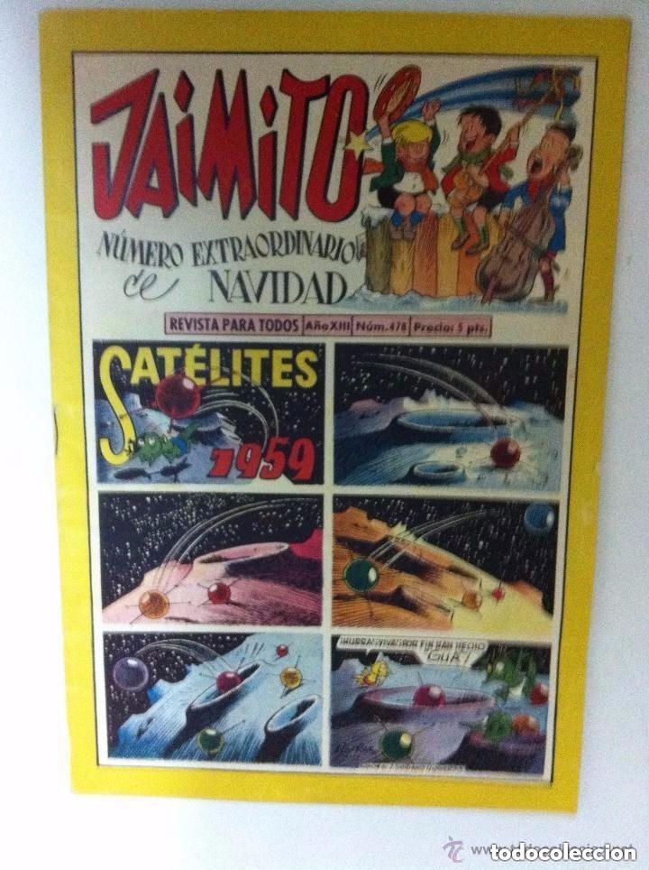 JAIMITO - EXTRA NAVIDAD- MUY BIEN CONSERVADO (Tebeos y Comics - Valenciana - Jaimito)