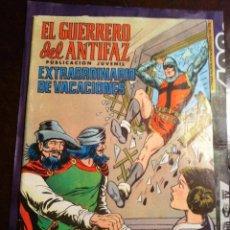 Tebeos: GUERRERO ANTIFAZ- EXTRA VACACIONES. Lote 183541200