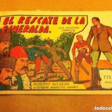 Tebeos: ROBERTO ALCAZAR - Nº. 61- (1,75 PTS.). Lote 183542075