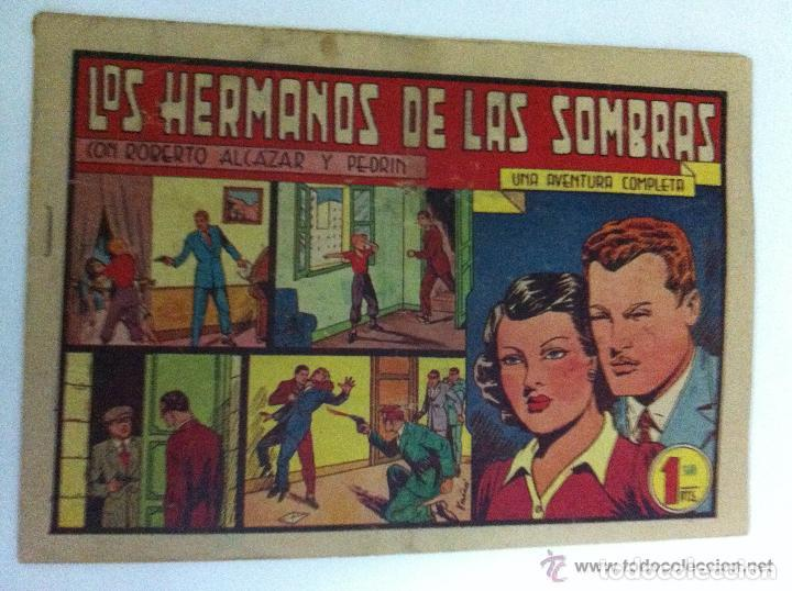 ROBERTO ALCAZAR - Nº. 200 (Tebeos y Comics - Valenciana - Roberto Alcázar y Pedrín)
