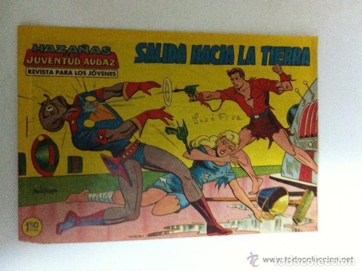 HAZAÑAS JUVENTUD AUDAZ -Nº.29 (Tebeos y Comics - Valenciana - Otros)