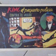Tebeos: TEBEOS-CÓMICS CANDY - KING EL PEQUEÑO POLICÍA 14 - VALENCIANA- AA99. Lote 183573145