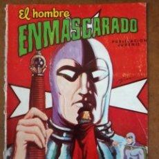 Tebeos: COLOSOS DEL COMIC EL HOMBRE ENMASCARADO Nº 34 PROCEDE DE RETAPADO - ED. VALENCIANA - SUB02. Lote 183602533