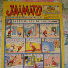 Tebeos: JAIMITO Nº 700 EDITORIAL VALENCIANA. Lote 183606507