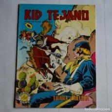 Tebeos: KID TEJANO, Nº 14. VALENCIANA, 1980. LITERACOMIC. C2. Lote 183771087